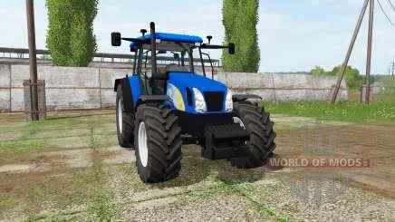 New Holland TL100A v2.5 para Farming Simulator 2017