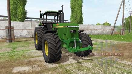 John Deere 4955 para Farming Simulator 2017