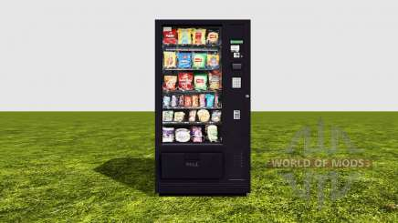 Snack machine para Farming Simulator 2017