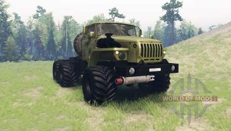 Ural 44202-0511-41 para Spin Tires