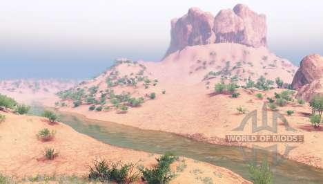 El desierto de Nevada, v1.1 para Spin Tires