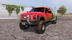 Ford F-350 Super Duty service para Farming Simulator 2013