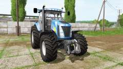 New Holland TG285 para Farming Simulator 2017