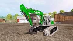 Liebherr A 900 C Litronic crawler laho para Farming Simulator 2015