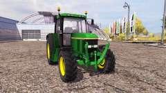 John Deere 6100 para Farming Simulator 2013