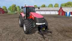 Case IH Magnum CVX 315 wide tires para Farming Simulator 2015