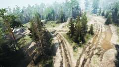 La silvicultura v1.1 para MudRunner