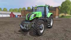 New Holland T8.435 green
