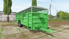 Pirnay V14H v1.1 para Farming Simulator 2017