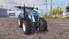New Holland T8020 v2.0 para Farming Simulator 2013