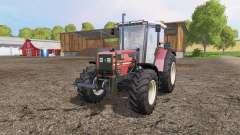 Same Explorer 90 front loader para Farming Simulator 2015