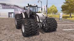 Fendt 936 Vario twin wheels v4.2 para Farming Simulator 2013