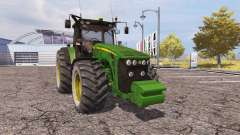 John Deere 8430 v2.5 para Farming Simulator 2013