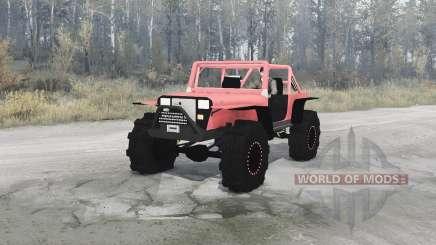 Jeep Wrangler (YJ) para MudRunner
