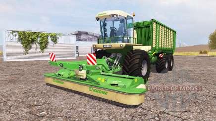 Krone BiG L 500 Prototype para Farming Simulator 2013