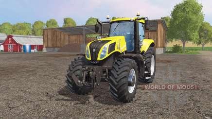 New Holland T8.435 multicolor para Farming Simulator 2015