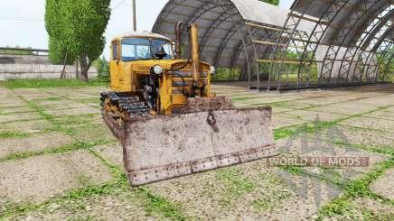 DT 75M Kazajstán para Farming Simulator 2017
