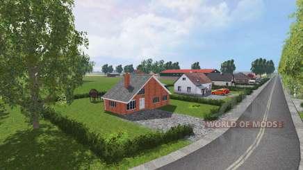 El Norte De Frisia para Farming Simulator 2015
