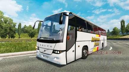 Bus traffic v1.5 para Euro Truck Simulator 2