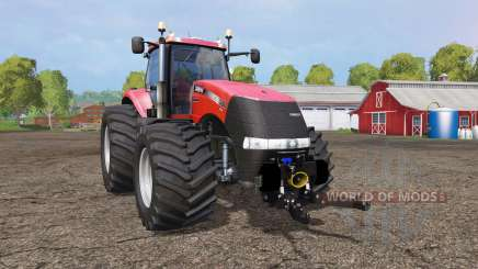 Case IH Magnum CVX 380 wide tires para Farming Simulator 2015