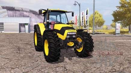 Deutz-Fahr Agrotron K 420 yellow para Farming Simulator 2013