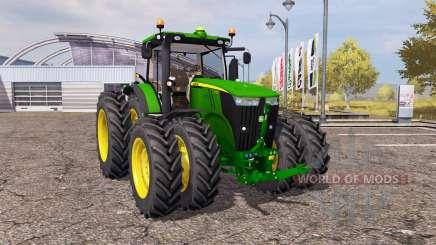 John Deere 7290R para Farming Simulator 2013