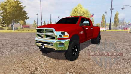 Dodge Ram 3500 Heavy Duty 2011 para Farming Simulator 2013
