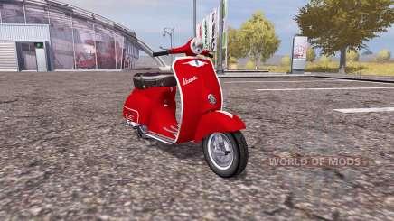 Piaggio Vespa para Farming Simulator 2013