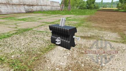Weight para Farming Simulator 2017