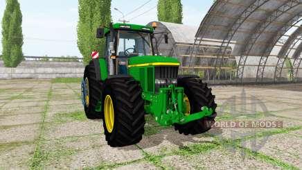 John Deere 7710 para Farming Simulator 2017
