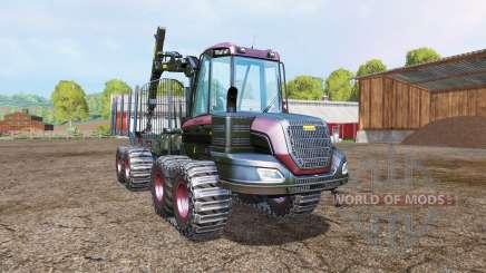 PONSSE Buffalo dyeable HDR v1.1 para Farming Simulator 2015