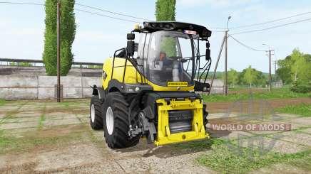 New Holland FR850 manual pipe para Farming Simulator 2017