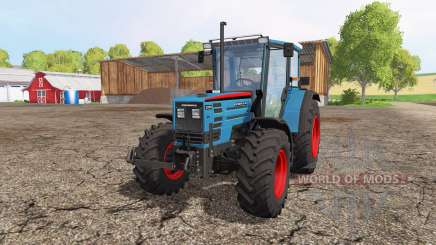 Eicher 2090 Turbo front loader v1.1 para Farming Simulator 2015