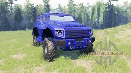 GTA V HVY Insurgent v1.1 para Spin Tires