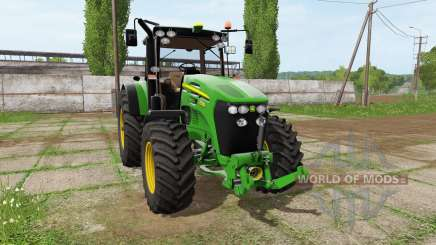 John Deere 7930 v1.3 para Farming Simulator 2017