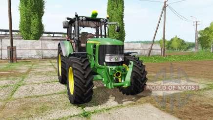 John Deere 6830 Premium para Farming Simulator 2017