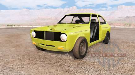 Toyota Corolla Sprinter 1969 drift para BeamNG Drive