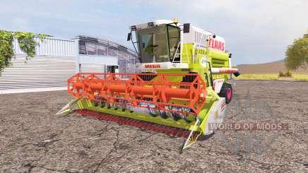 CLAAS Dominator 204 Mega v2.0 para Farming Simulator 2013