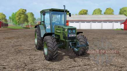 Hurlimann H488 Turbo Prestige multicolor para Farming Simulator 2015