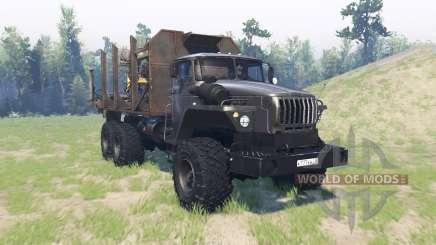 Ural 43260 para Spin Tires