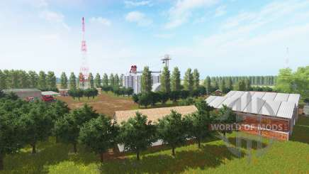 Fazenda Bacuri para Farming Simulator 2017