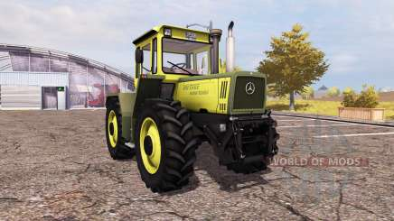 Mercedes-Benz Trac 1600 Turbo v3.0 para Farming Simulator 2013