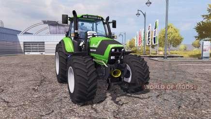 Deutz-Fahr Agrotron 6190 TTV v3.0 para Farming Simulator 2013