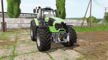 Deutz-Fahr 9310 TTV v2.0 para Farming Simulator 2017
