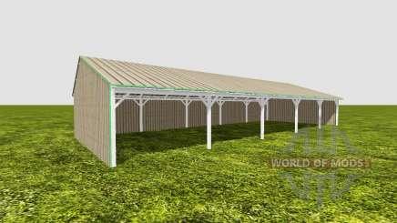 Hangar para Farming Simulator 2015