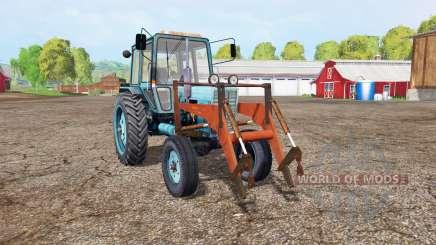 MTZ 80 Bielorrusia para Farming Simulator 2015
