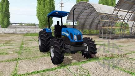 New Holland TL75E para Farming Simulator 2017