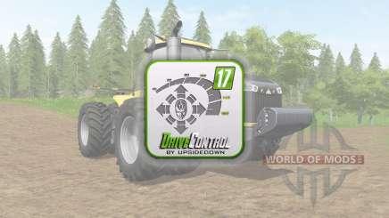 Drive control v4.02 para Farming Simulator 2017