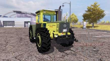 Mercedes-Benz Trac 1800 Intercooler v4.0 para Farming Simulator 2013