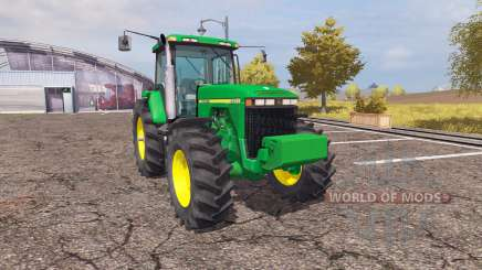John Deere 8400 v2.0 para Farming Simulator 2013